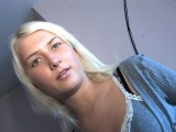 Casting d'une petite blonde qui va se faire baiser